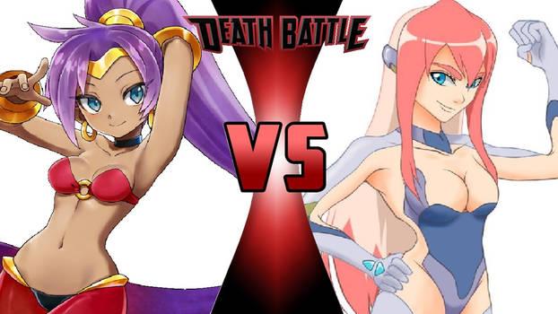 Shantae vs. Birdy Cephon Altera