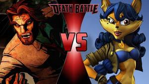 Bigby Wolf vs. Carmelita Fox