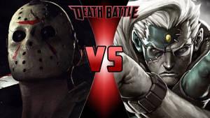 Jason Voorhees vs. Charlie Nash