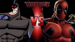 Nega-Chin vs. Deadpool