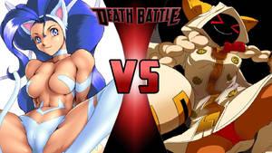 Felicia vs. Taokaka