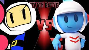 Bomberman vs. Dig Dug