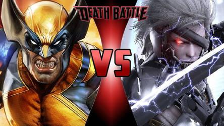 Wolverine vs. Raiden