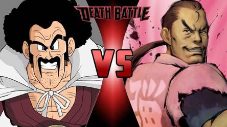 Hercule Satan vs. Dan Hibiki