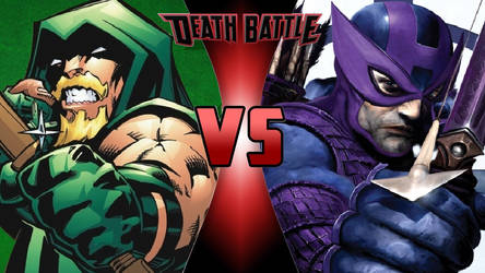 Green Arrow vs. Hawkeye