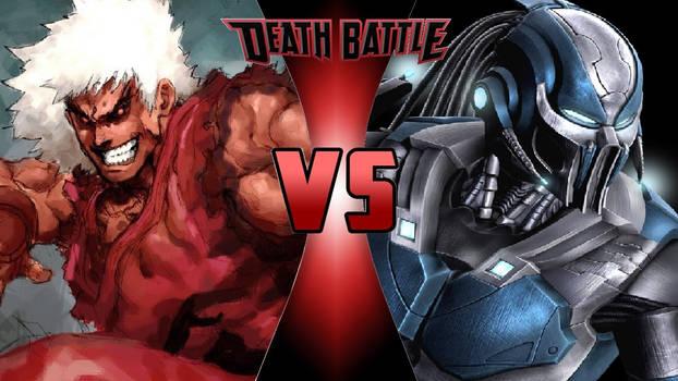 Violent Ken vs. Cyber Sub-Zero