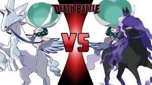 Ice Rider Calyrex vs. Shadow Rider Calyrex