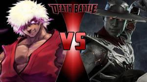 Violent Ken vs. Revenant Kung Lao