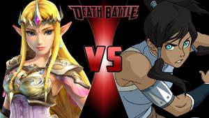 Princess Zelda vs. Korra