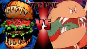 Hungry Burger vs. Burger Monster
