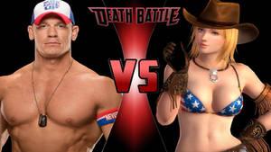 John Cena vs. Tina Armstrong