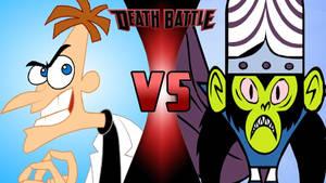 Dr. Doofenshmiirtz vs. Mojo Jojo