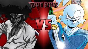 Afro Samurai vs. Usagi Yojimbo