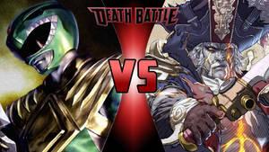 Tommy Oliver vs. Cervantes de Leon