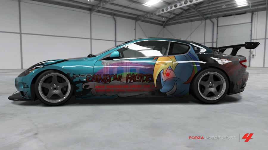 Rainbow Factory by Kingmush360
