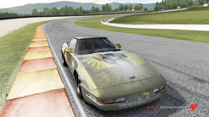 PrinceWhateverer Corvette