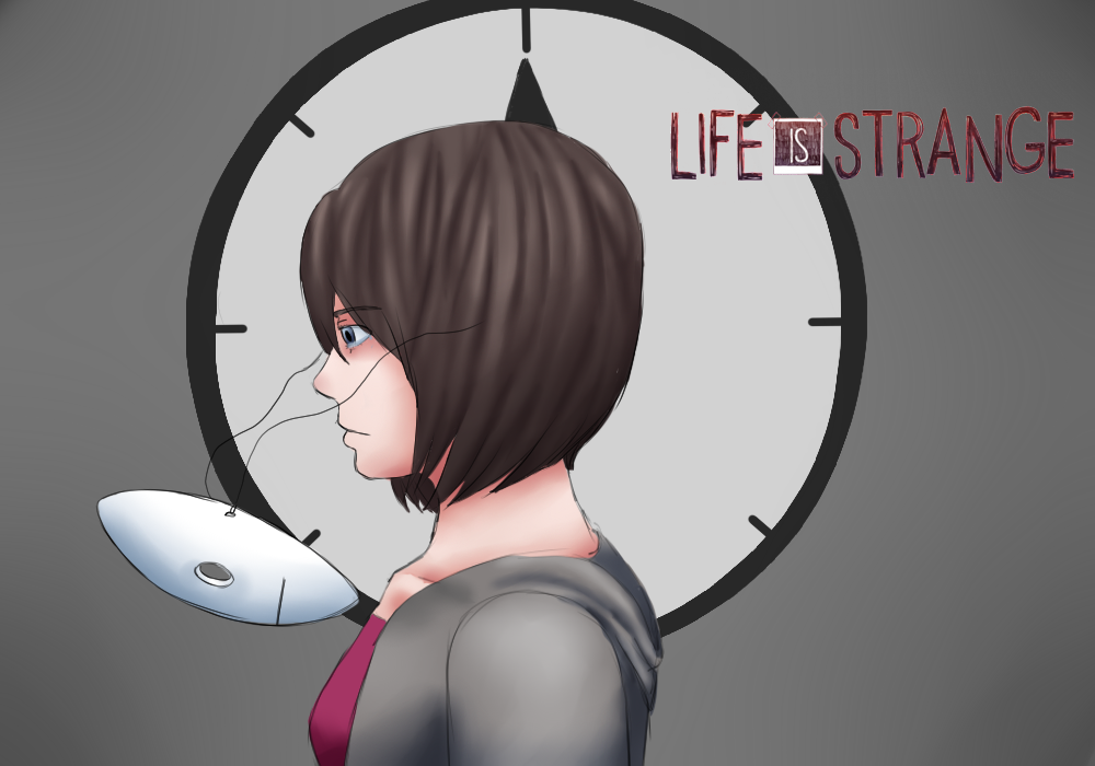 Cry plays Life is Strange by Shinachi