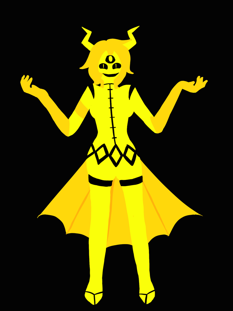 Gemsona OC - Citrine by Shinachi