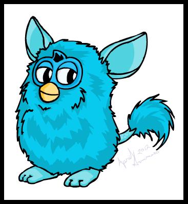 Furby 2012 by MintyDreams7
