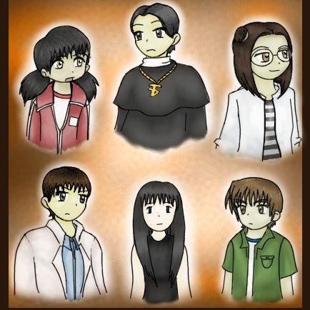 Siren Characters By Mintydreams7 On Deviantart