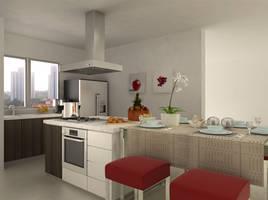 Kitchen by Erniez