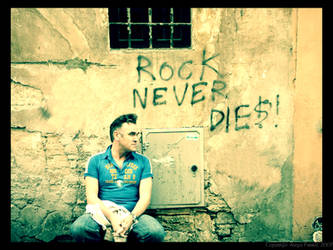 Morrissey by spango0