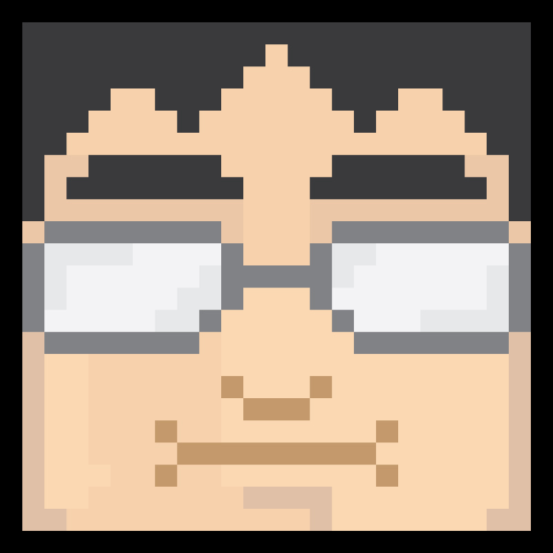 My Pixel Face By JABFOLIO On DeviantArt