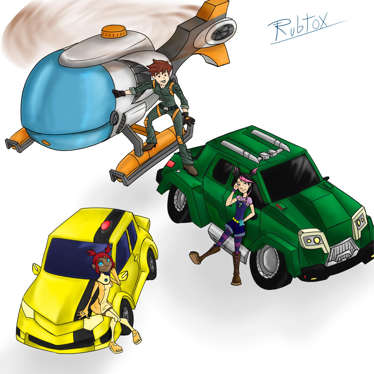 3former by rubtox