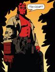 PoP Hellboy