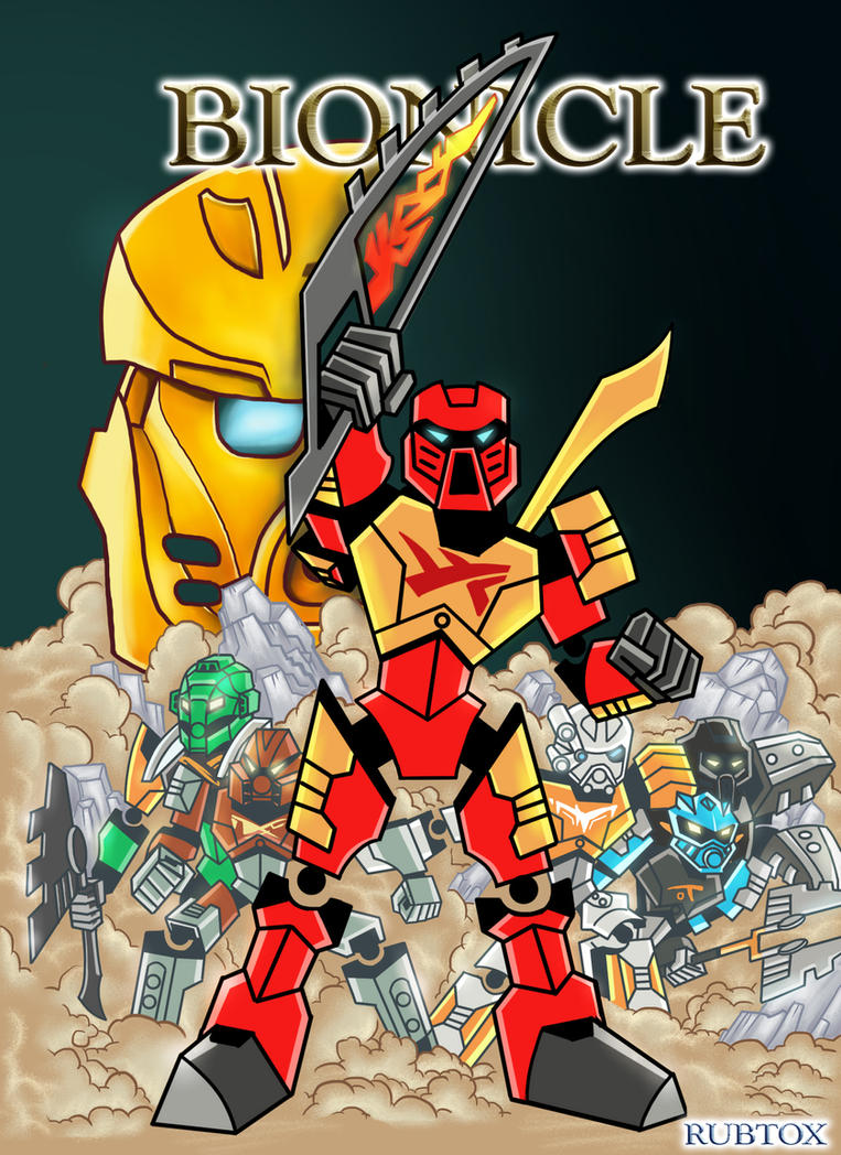 Bionicle Island Of The Lost Masks Review