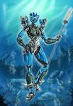 Gali under the Sea