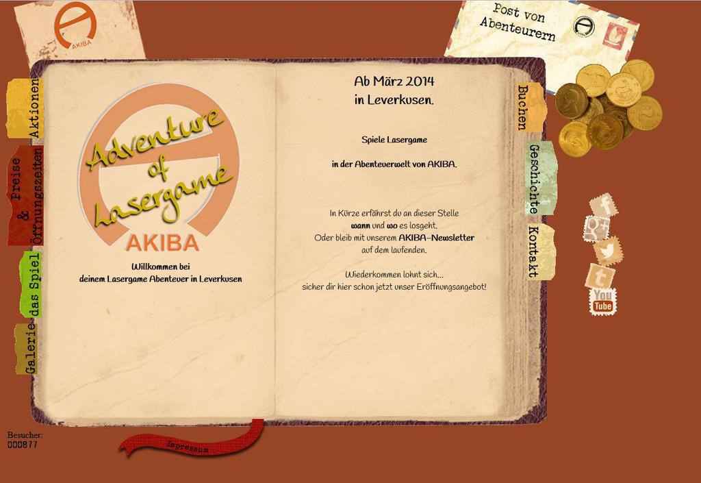 AKIBA - Adventure of Lasergame