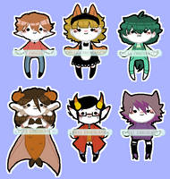 [CLOSED]Mixed Adopts by t-eabean