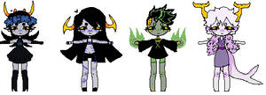 [OTA] Homestuck Adopts CLOSED