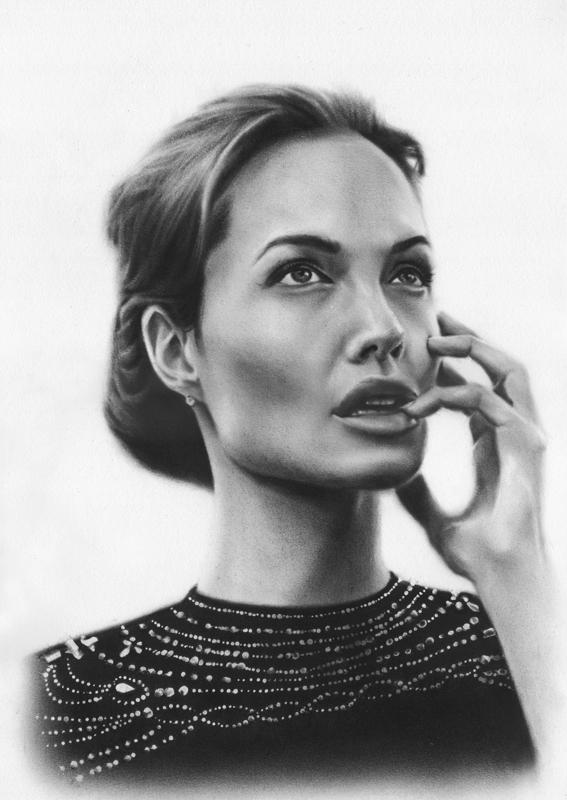 Angelina Jolie by Tarsanjp