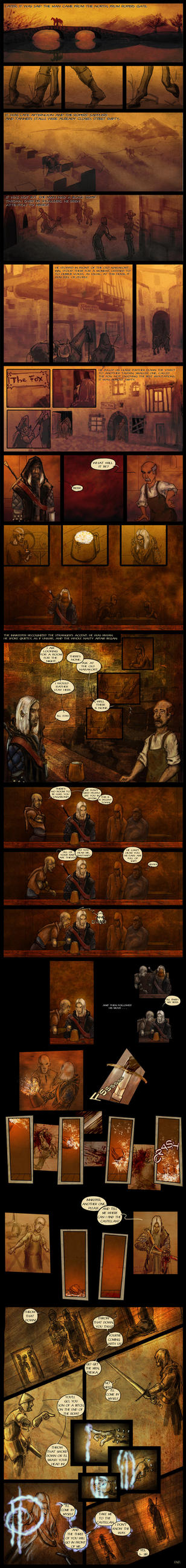 The Witcher. Short story. by Flasko