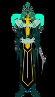 Concept Cybernetic Tyrann Jinzo