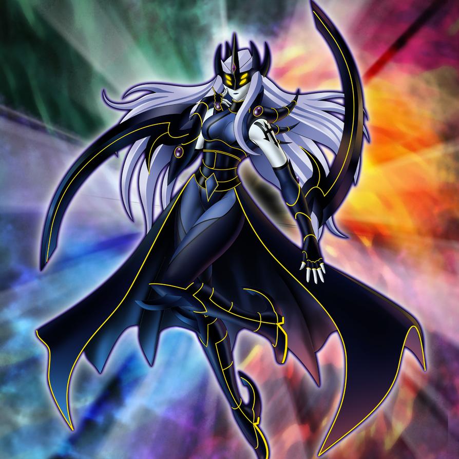 Elemental Hero Dark Neos: Evil HERO Nemesis By Malganis-Lefay On DeviantArt