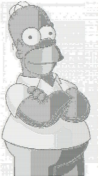 Homer Simpson By Lyb306 On Deviantart