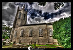 Ireland - Drumcliff Church