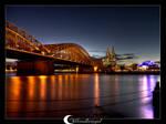 Cologne I by Mondkringel