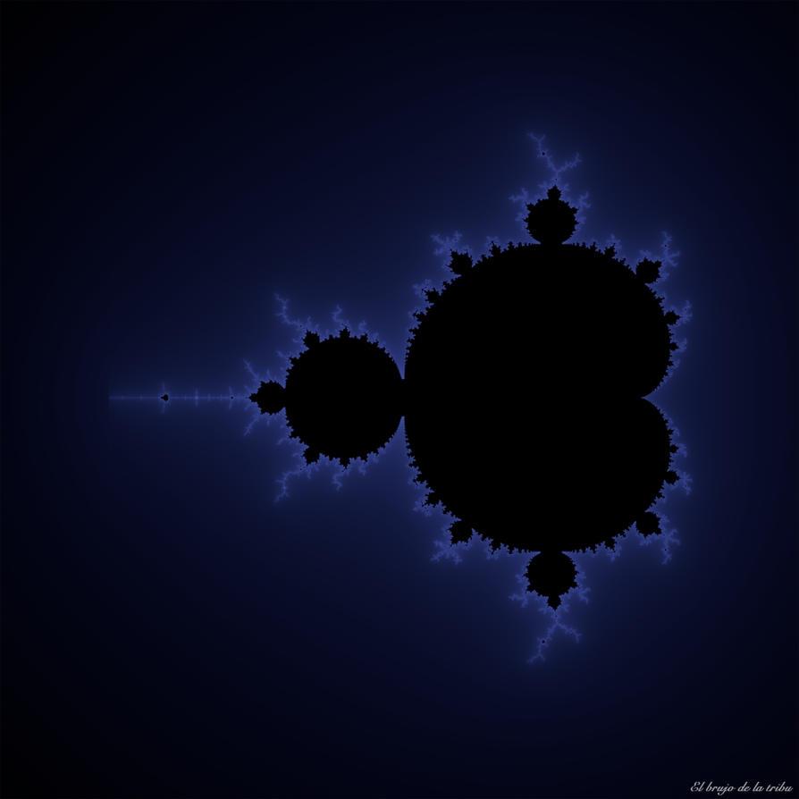 Fractal Mandelbrot by elbrujodelatribu