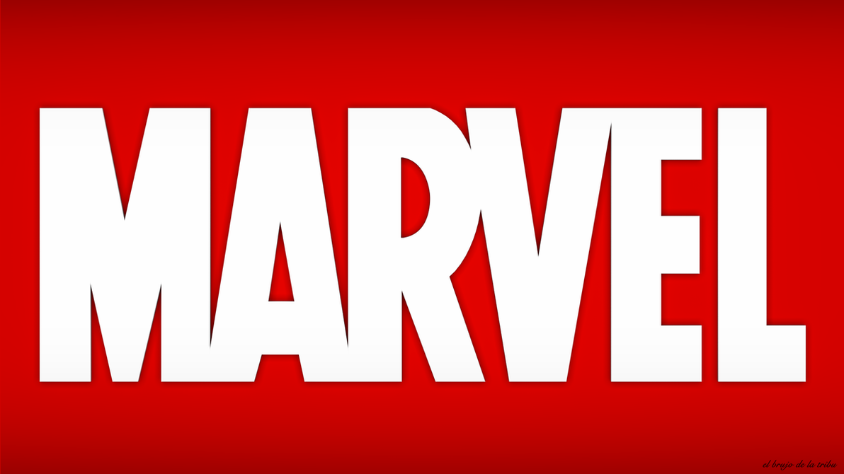 Marvel Logo by elbrujodelatribu