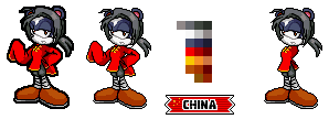 China sonic style by MagicalPouchOfMagic