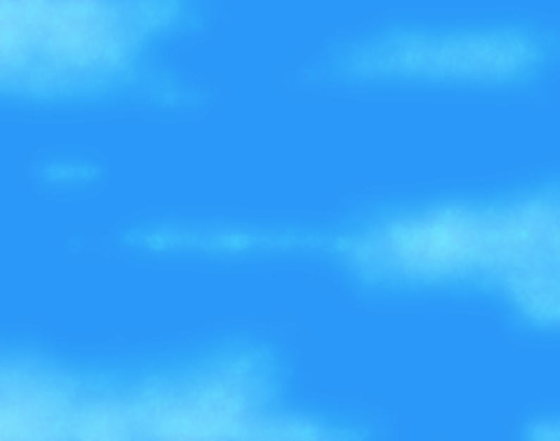 Free cloud background by MagicalPouchOfMagic