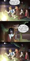 Level 5 friend by MagicalPouchOfMagic