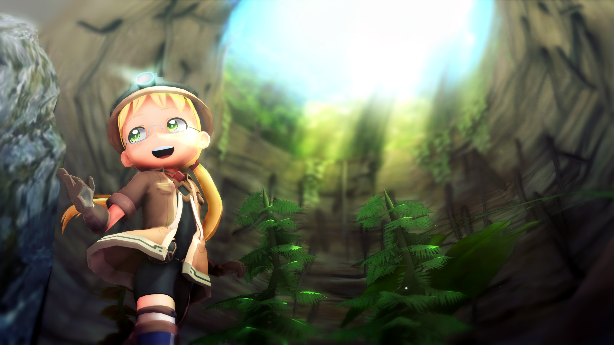Made in Abyss by MagicalPouchOfMagic on DeviantArt