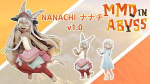 MMD Nanachi DL