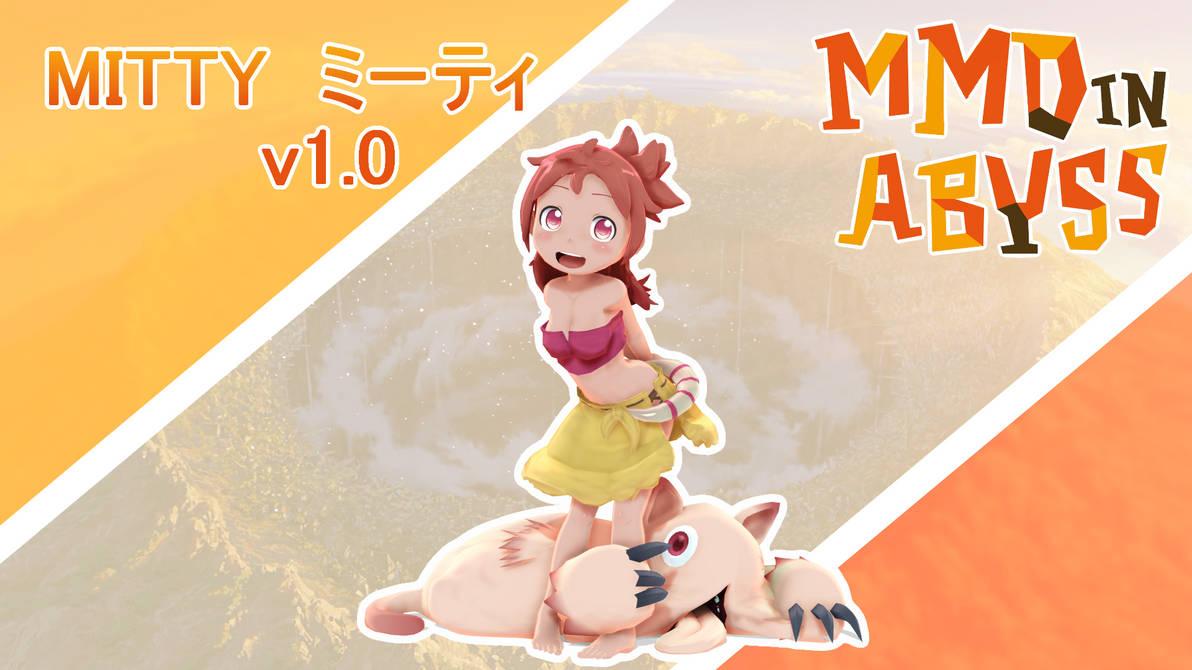 MMD Mitty DL by MagicalPouchOfMagic on DeviantArt