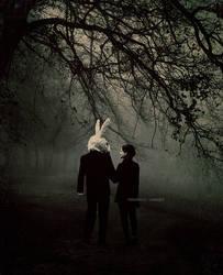 rabbit tale by SuzyTheButcher